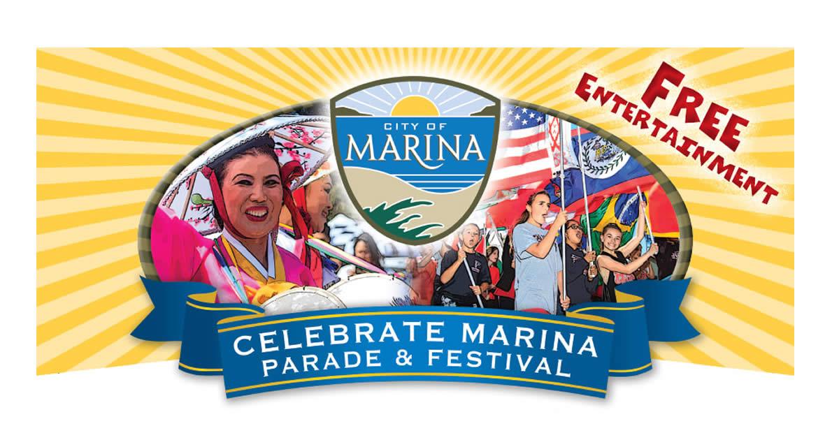 marina labor day parade