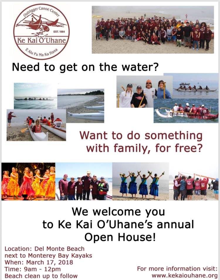 Ke Kai O'Uhane Outrigger Canoe Center