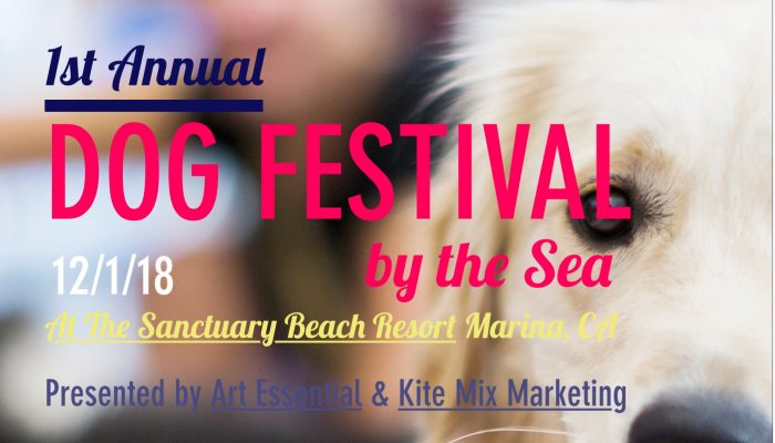 1st Annual Dog Festival by the Sea