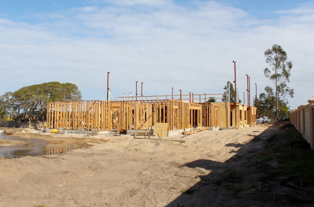 Junsay Oaks Construction Progress – October 2018