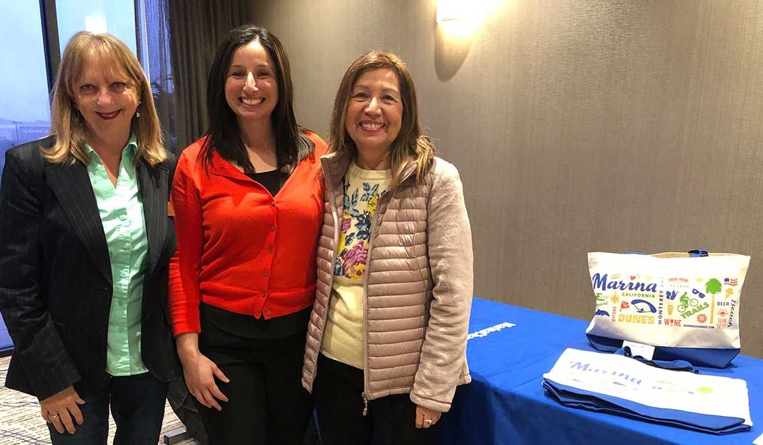 Our 2019 March Mixer at the SpringHill Suites by Marriott Was a Hit