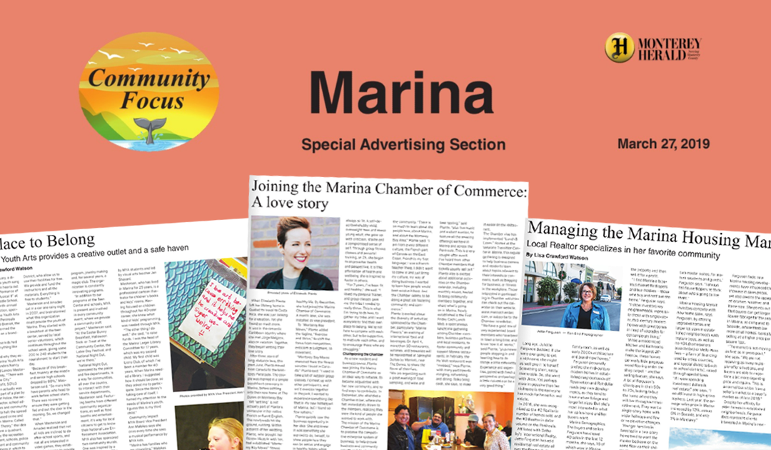 Monterey Herald Special Advertising Section 2019