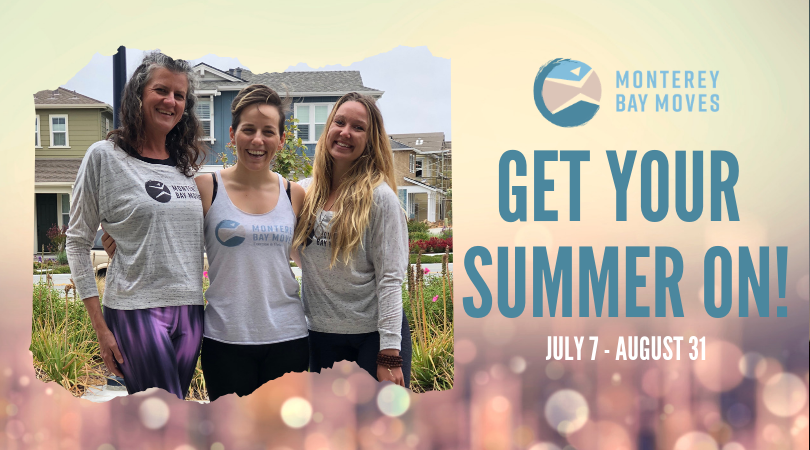Get Your Summer On With Monterey Bay Moves!
