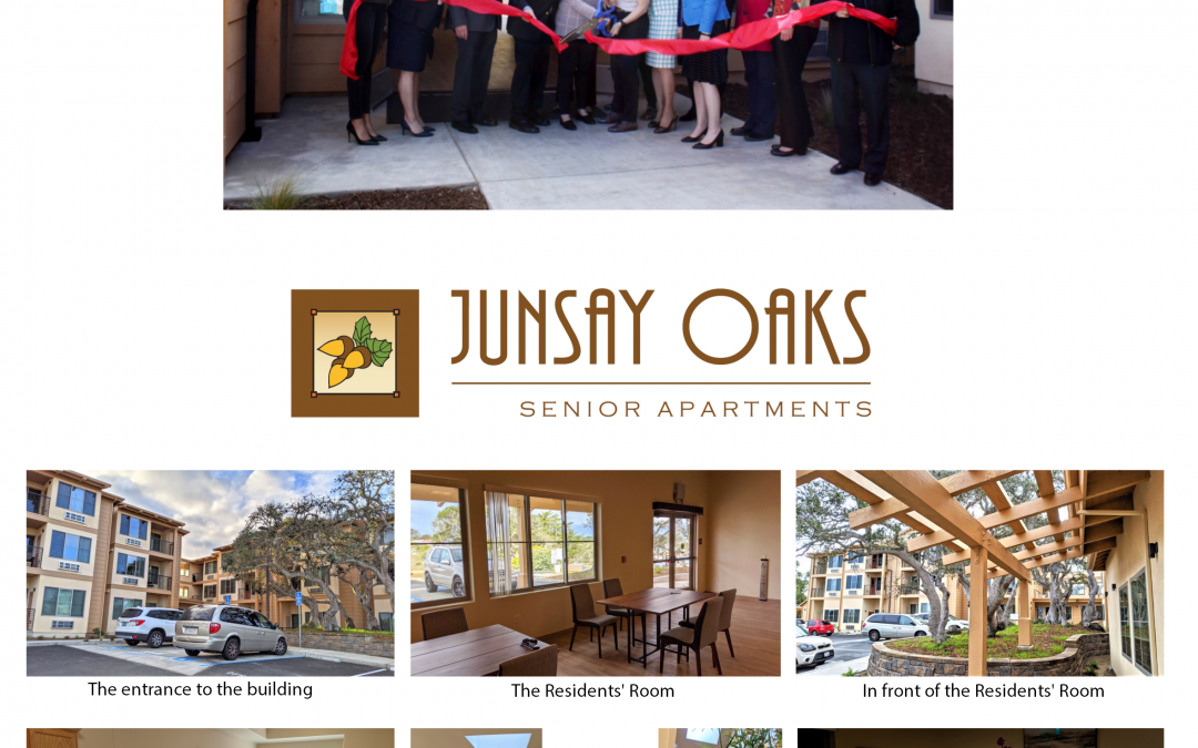 Junsay Oaks Grand Opening Ceremony