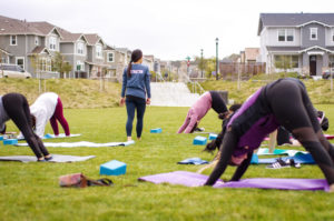 Monterey Bay Moves Outdoor Fitness Class